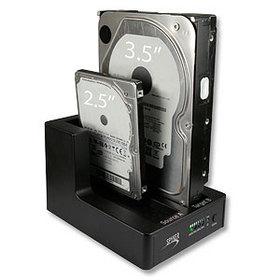 station d 39 accueil usb v3 0 pour disque dur sata 3 5 39 39 2 5 39 39. Black Bedroom Furniture Sets. Home Design Ideas